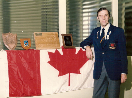 Chairman Robert Griffiths following the Tour of Canada