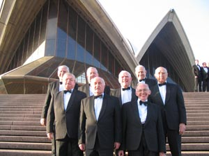 The Choir's longest serving members on tour