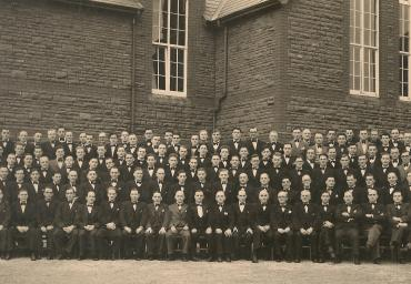 1949 Treorchy & District Male Choir