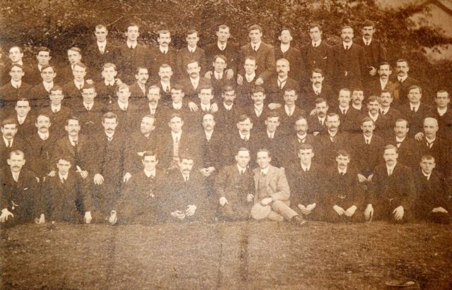 1915 Treorchy & District Choir