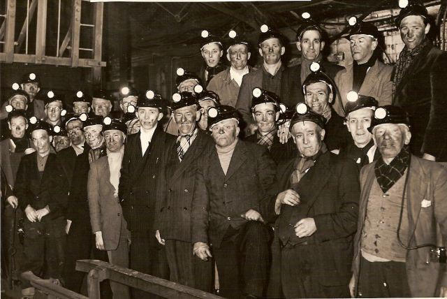 1956 Parc Colliery